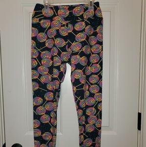 lollipop Lularoe leggings